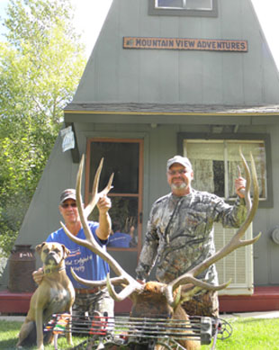 Mountain View Adventrues - Hunting Experience